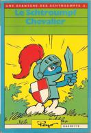 Une Aventure Des Schtroumpfs N° 3 - Le Schtroumpf Chevalier - Petit Format - Hachette - Editions Dupuis - Février 1984 - Schtroumpfs, Les