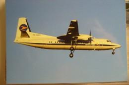 DENIM AIRWAYS    FOKKER 27   PH DMT - 1946-....: Modern Era