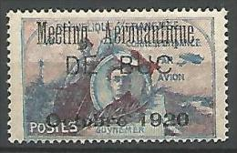 PRECURSEUR GUYENEMER SURCHARGE REF MAURY 1920 NEUF** TTB / 2 SCANS
