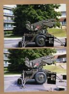 2 Photos Launcher Hawk - Non Classés