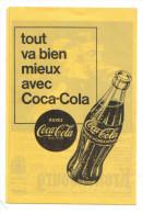 Programme Paris Spectacles 1969 Dos Pub Coca-Cola - Publicités