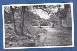 CPSM - CRIEFF - The River Earn At Strowan Bridge - Kinross-shire