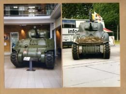 2 Photos  Shar Sherman - Militaria