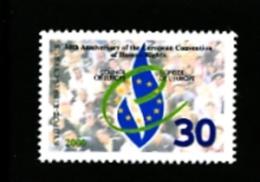 CYPRUS - 2000  HUMAN RIGHTS  MINT NH - Cyprus (Republic)