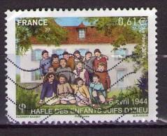 4852 - Rafle Des Enfants Juifs D´Izieu- Oblitéré - Année 2014 - Gebruikt