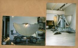 2 Photos Radar Antiaérien - Aviation
