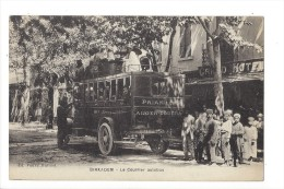 L1538 - RARE Birkadem Le Courrier Autobus - Algérie