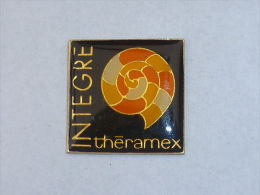 Pin's COQUILLAGE THERAMEX, INTEGRE - Animals