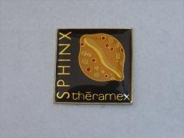 Pin's COQUILLAGE THERAMEX, SPHINX - Animals