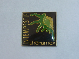 Pin's COQUILLAGE THERAMEX, INTEMPESTIF - Animals