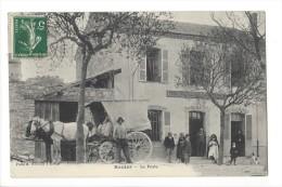 L1544-  Renier La Poste Attelage - Algérie