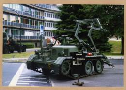 Photo Blindé Transporteur Missile - Non Classés