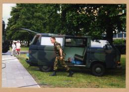Photo Camionnete VW - Militaria