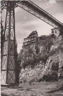 ESPAGNE,SPAIN,ESPAGNE,cas Tilla La Mancha,castille,CUENCA,pu Ente San Pablo,casa Col Gadas,bridge,pont Saint Paul,fer - Cuenca