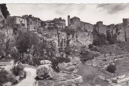 ESPAGNE,SPAIN,ESPAGNE,cas Tilla La Mancha,castille,CUENCA,UN ESCO,HOZ DEL HUECAR,ravine,gorge,pierr E Ancienne - Cuenca