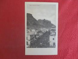 Asia > Yemen  Aden  Main Street Camp -   Ref 1437 - Yemen