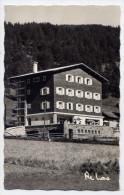 LA CHALP D'ARVIEUX--Hotel De La Borne Ensoleillée-carte Publicitaire De L'Hotel-cpsm 14 X 9  éd GREFF S.E.R.P...à Saisir - Autres Communes