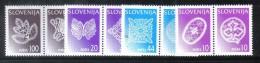 Z921 - SLOVENIA , Serie Completa N. 196/203  ***  MNH - Slovénie