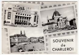 SOUVENIR DE CHARLEROI - HAINAUT - 1964 - Vedi Retro - Charleroi