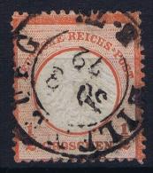 Germany: 1872 Mi. Nr 3, Used - Deutschland
