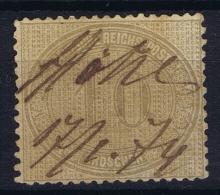 Germany: 1872 Mi. Nr 12, Used - Deutschland