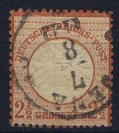 Germany: 1872 Mi. Nr 21 Used - Deutschland