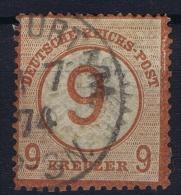 Germany: 1874 Mi. Nr 30 Used - Deutschland