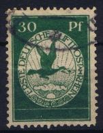Germany: 1912 Mi. Nr III Used   Airmail - Gebruikt