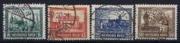 Germany: 1930 Mi Nr 450 - 453 Used - Deutschland