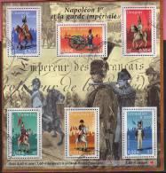 FRANCE. Bloc Feuillet  Napoléon 1 Er Oblitéré PREMIÈRE QUALITÉ. Yv.# 72 - Napoléon