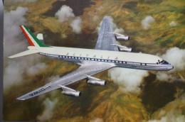 ALITALIA   DC 8   I DAWA         AIRLINE ISSUE - 1946-....: Modern Era