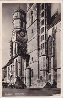 Germany Stuttgart Stiftskirche RPPC