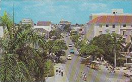 Bahamas Nassau Bay Street Shopping District