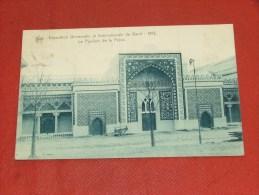 GENT - GAND  -  Wereldtentoonstelling -   Paviljoen Van Perzië  -  Pavillon De La Perse -  1913 - Gent