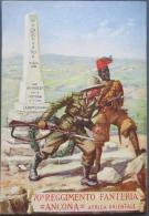 Italy, Abyssinia, Second Italo-Ethiopian War, 1936, 70 Reggimento Fanteria Ancona - Patriottiche