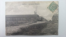 79 Harfleur - Les Ateliers Schneider - Other Municipalities
