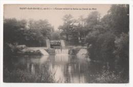 BUZET SUR BAISE - L'Ecluse Reliant La Baîse Au Canal Du Midi - France