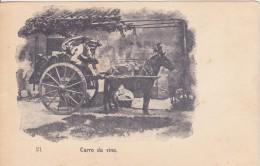 Carro Da Vino - Cartoline