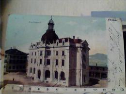 SCHWEIZ SUISSE SWITZERLAND SVIZZERA  Herisau Neues Postgebäude NUOVO UFFICIO POSTALE  1900  V1904  EL7892 - AR Appenzell Rhodes-Extérieures