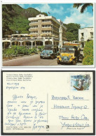 Seychelles , Victoria House , Mahe , Bird - Fairy Tern  1979 - Seychellen