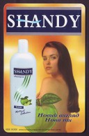 UKRAINE, 2000. SHANDY APPLE SHAMPOO Advertisement. 3360 Units - Ukraine