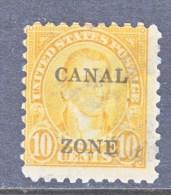 CANAL ZONE  99  (o) - Canal Zone
