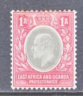 EAST AFRICA & UGANDA  PROTECTORATES  2  *  Wmk 2 CA - Kenya, Uganda & Tanganyika