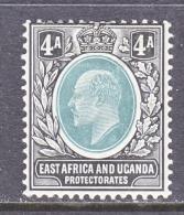 EAST AFRICA & UGANDA  PROTECTORATES  22    *  Wmk 3 Multi  CA - Kenya, Uganda & Tanganyika