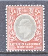 EAST AFRICA & UGANDA  PROTECTORATES  23    *  Wmk 3 Multi  CA - Kenya, Uganda & Tanganyika