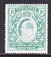 EAST AFRICA & UGANDA  PROTECTORATES  25     *  Wmk 3 Multi  CA - Kenya, Uganda & Tanganyika