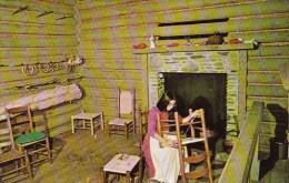 Chair Making Fort Boonesborough Richmond Kentucky - Richmond
