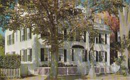 The Macy Mansion Nantucket Massachusetts - Nantucket