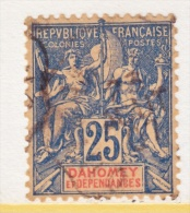 French Dahomey  7    (o) - Dahomey (1899-1944)