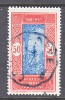 French Dahomey  66    (o) - Used Stamps